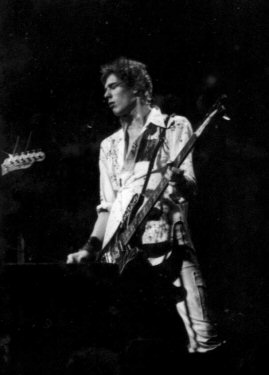 The Clash - Tuesday 25th Oct 1977