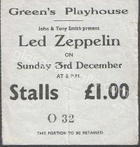 Led Zeppelin - 03/12/1972