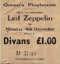 Led Zeppelin - 04/12/1972